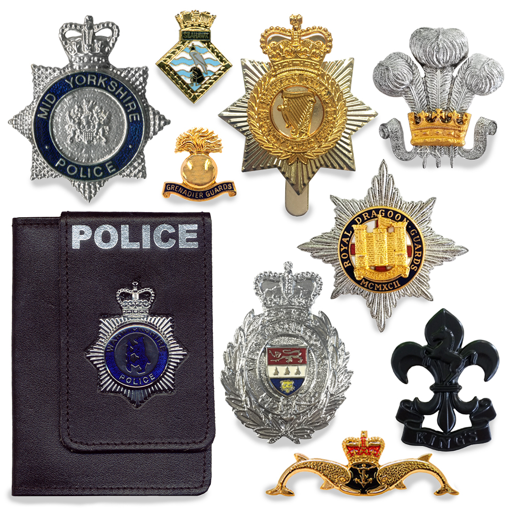 Shaw Munster Group Miltary and Police Accoutrements