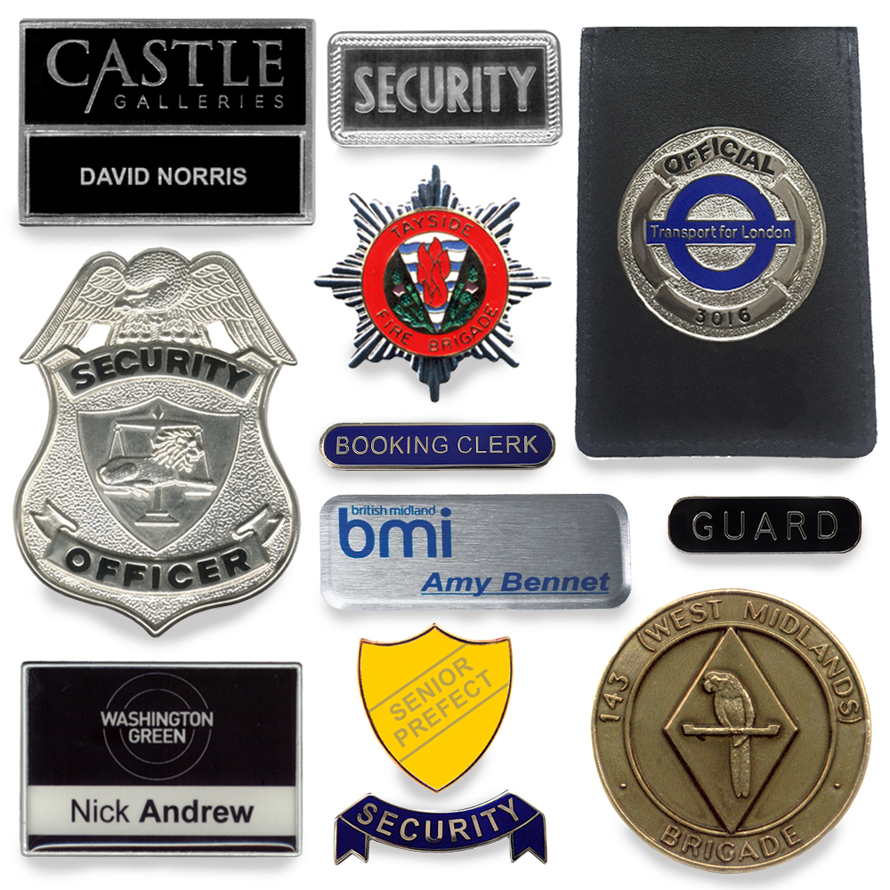 Shaw Munster Group Security and Identification Badges