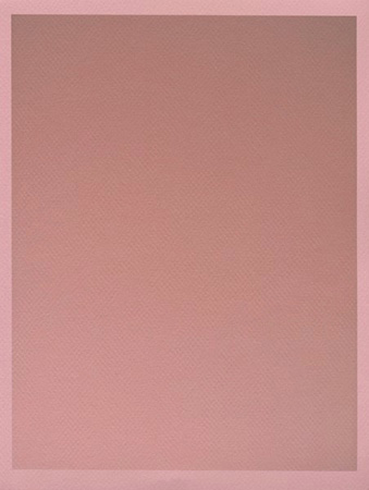 Colour on Colour Pink (Wednesday 9:21 am) Pigment print, 8.5 x 11 in