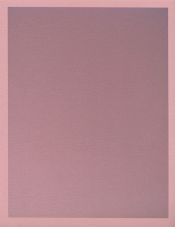 Colour on Colour Pink (Wednesday 11:35 am) Pigment print, 8.5 x 11 in