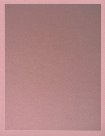 Colour on Colour Pink (Wednesday 1:45 pm) Pigment print, 8.5 x 11 in