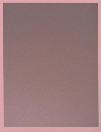Colour on Colour Pink (Wednesday 3:32 pm) Pigment print, 8.5 x 11 in