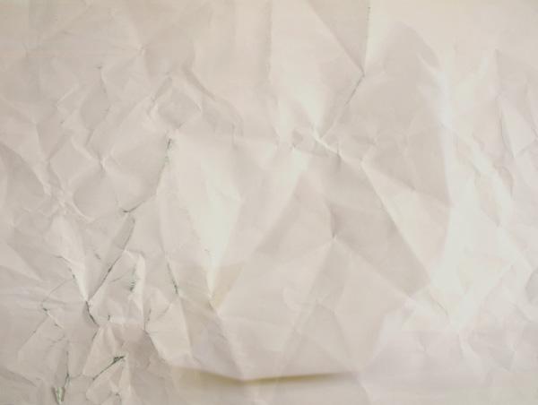 Paper Works (Pink) #10, 2010 Giclée print on folded paper  50 x 70 cm