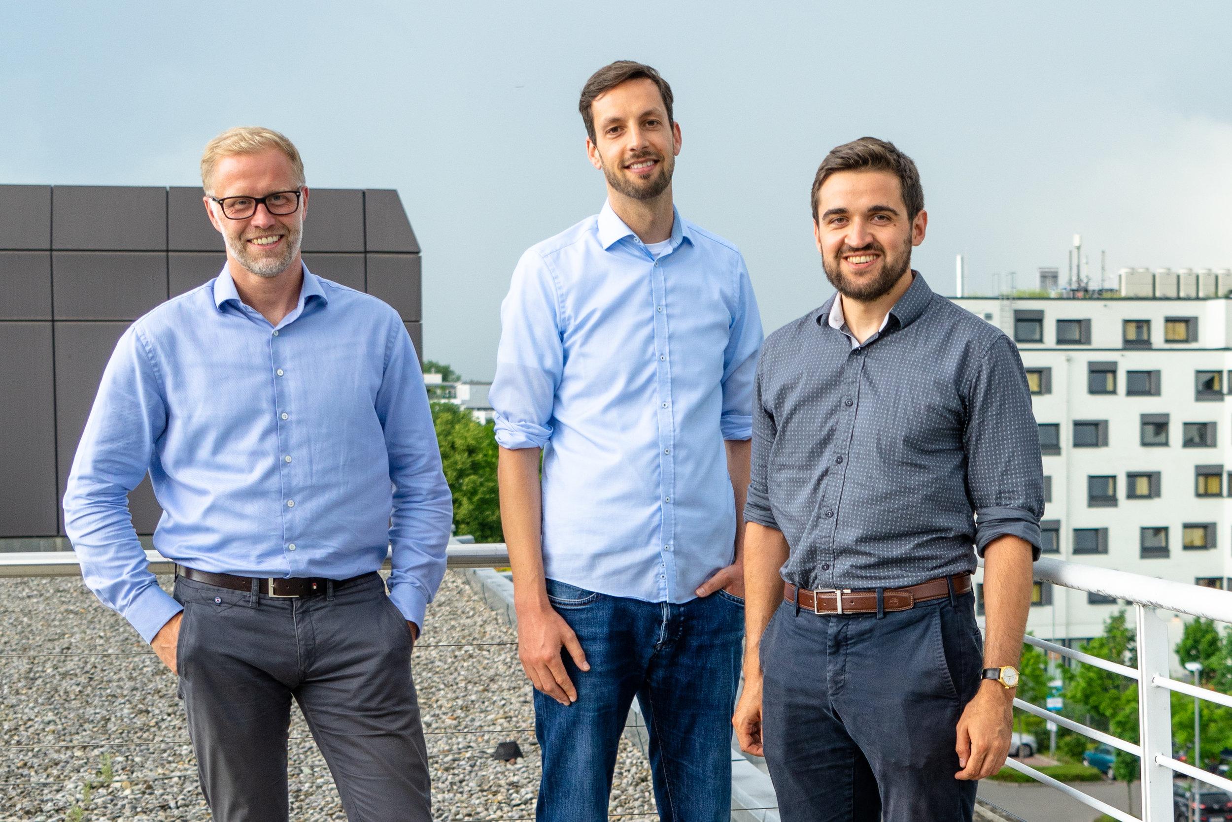 Die Ampeers Energy Gründer