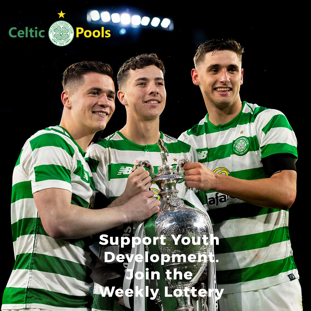 Join the Celtic Pools with Janefield End