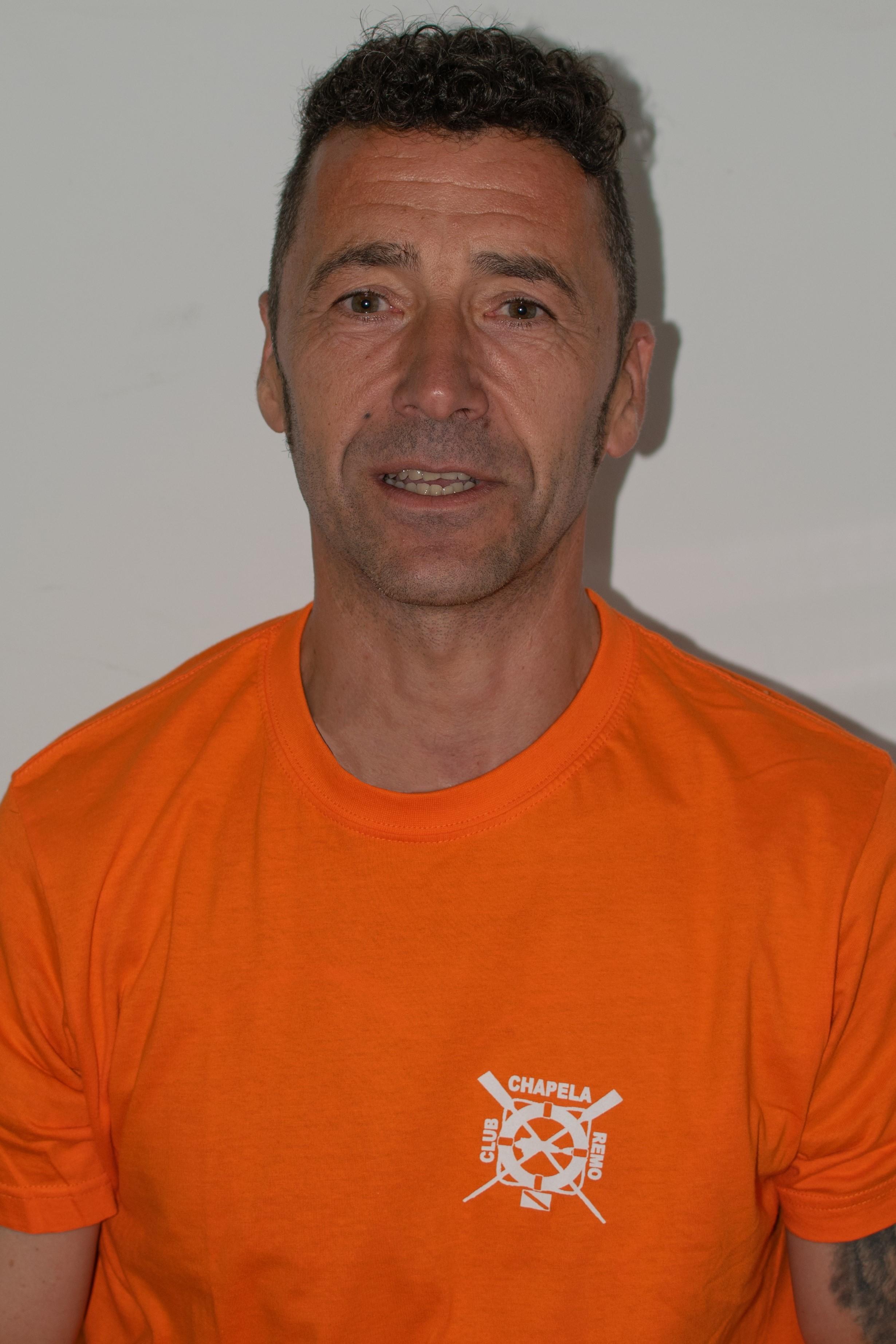 Xavier García - CANTEIRÁN