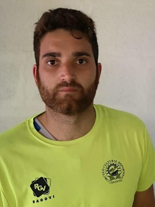 Sebastián Couñago - CANTEIRÁN