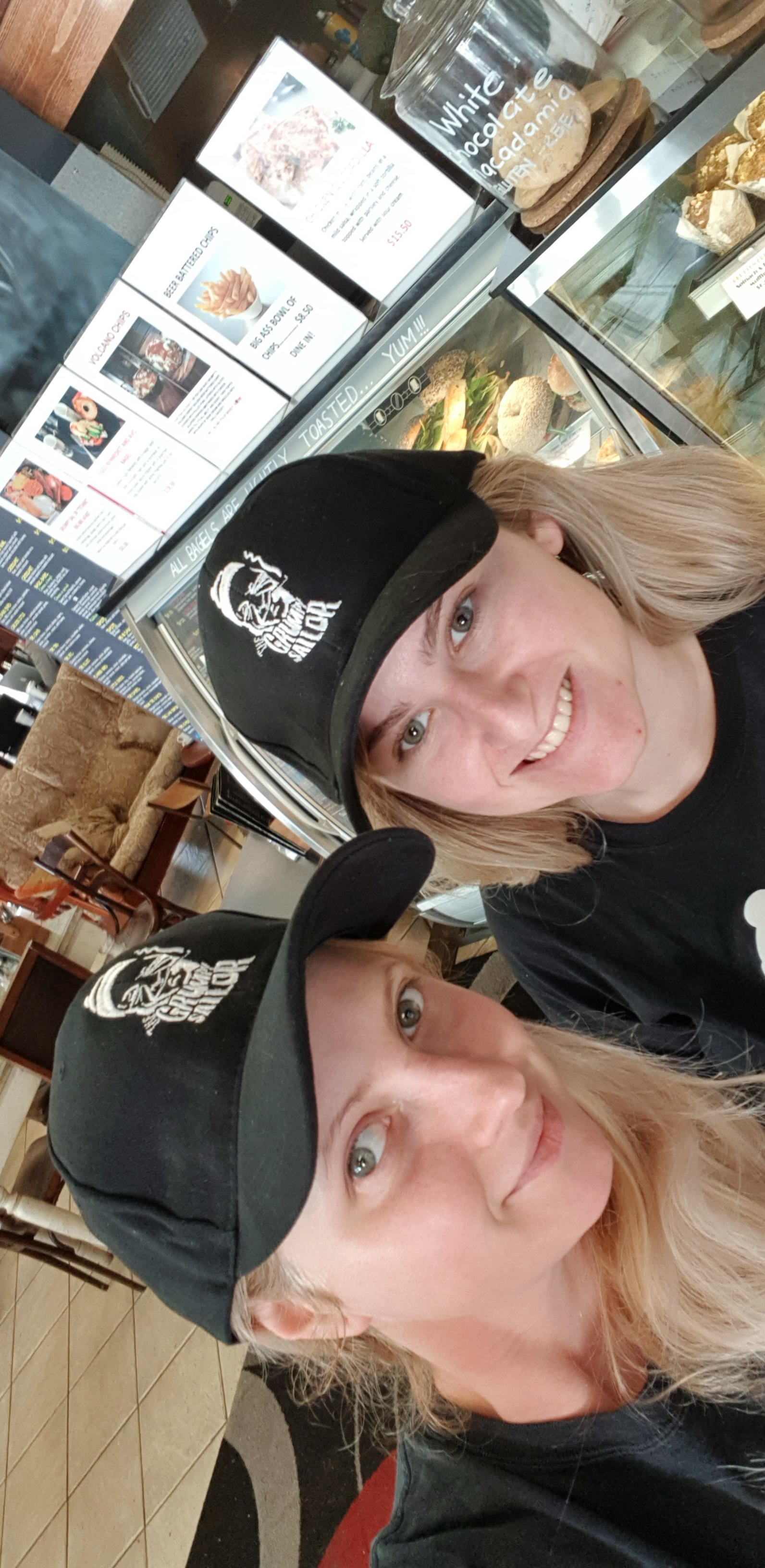 merchandise caps