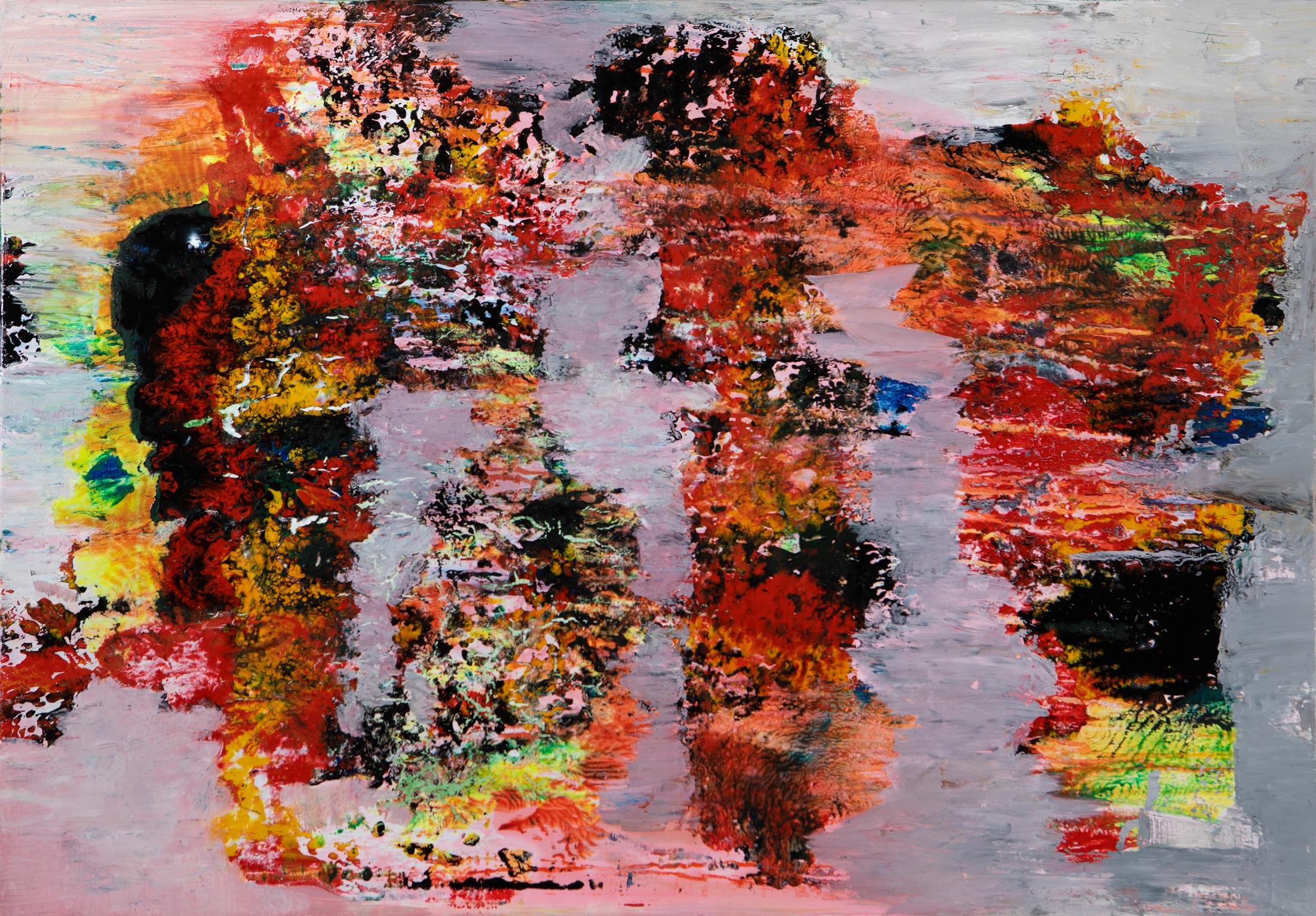 - 2019Acryl auf Leinwand70 x 100 cm