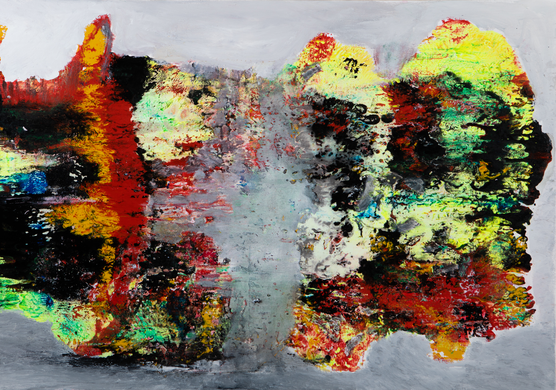 2019 Acryl auf Leinwand 70 x 100 cm