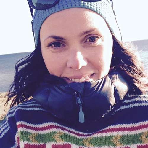 Åsa Gahns - Sales Manager - E-mail: asa@nordekspedisjon.no