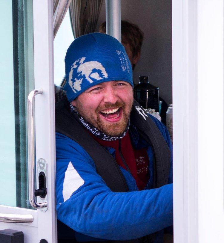Vegard Berge Uglebakken - CEO / Founder - E-mail: vegard@nordekspedisjon.noPhone: +47 97 03 87 80