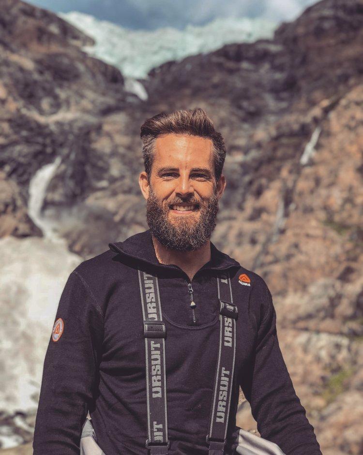 Hans-Petter Frøhaug - COO - E-mail: hans-petter@nordekspedisjon.no