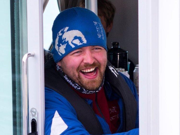 Vegard Berge Uglebakken -CEO / Founder - E-mail: vegard@nordekspedisjon.noPhone: +47 97 03 87 80