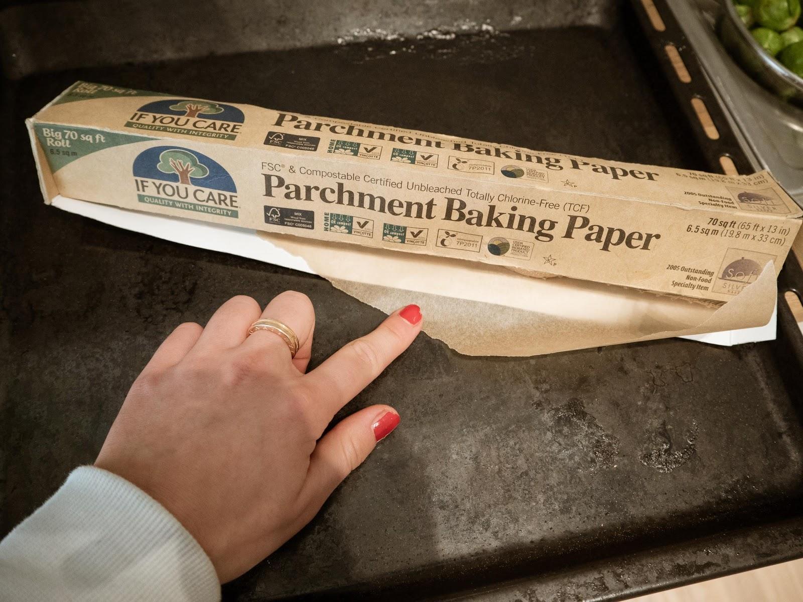 Bakepapir med mindre kjemikalier