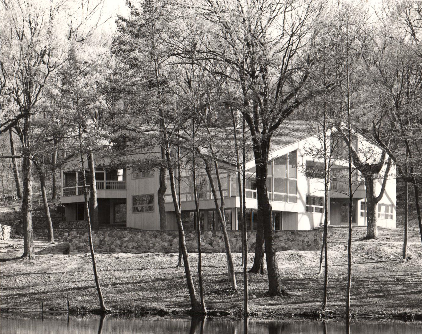 Contemporary Home at Black Point, 1970s