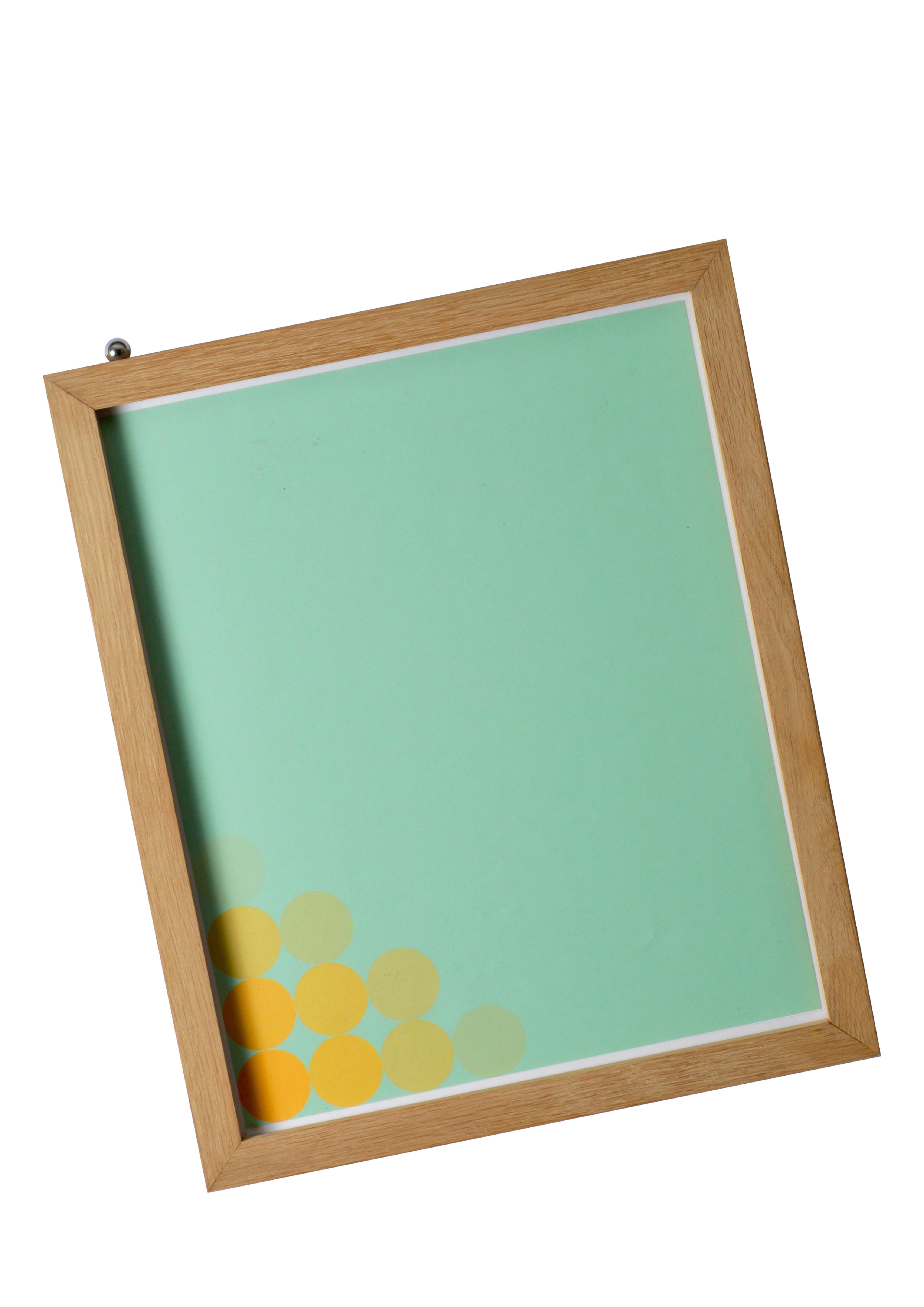 Spirit Frame - The frame that tells you it's level.