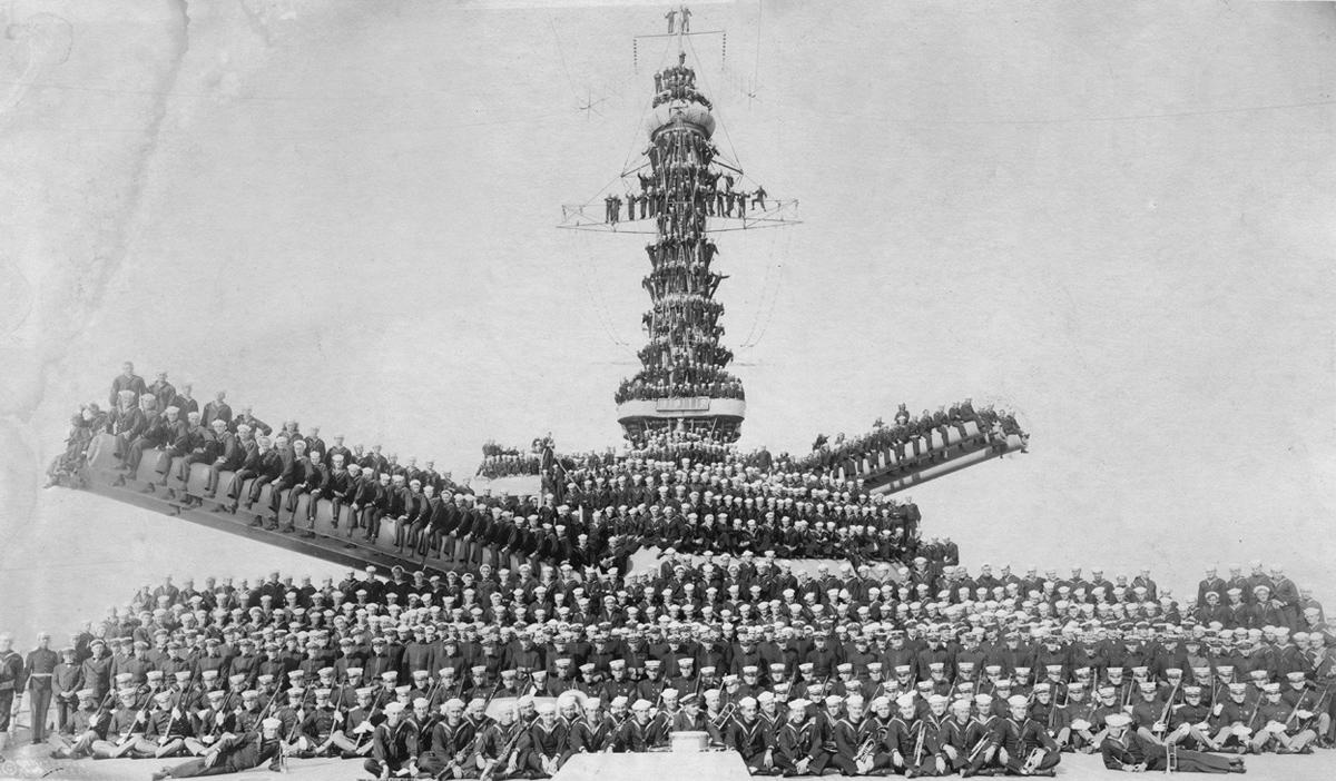 US Marines and Sailors 1918.jpg
