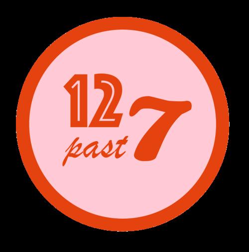 12 Past 7 Logo