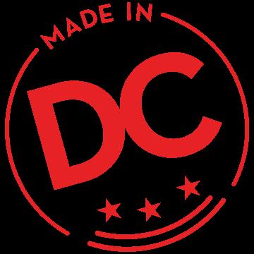 Made in DC Logo