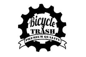 Bicycle Trash Logo