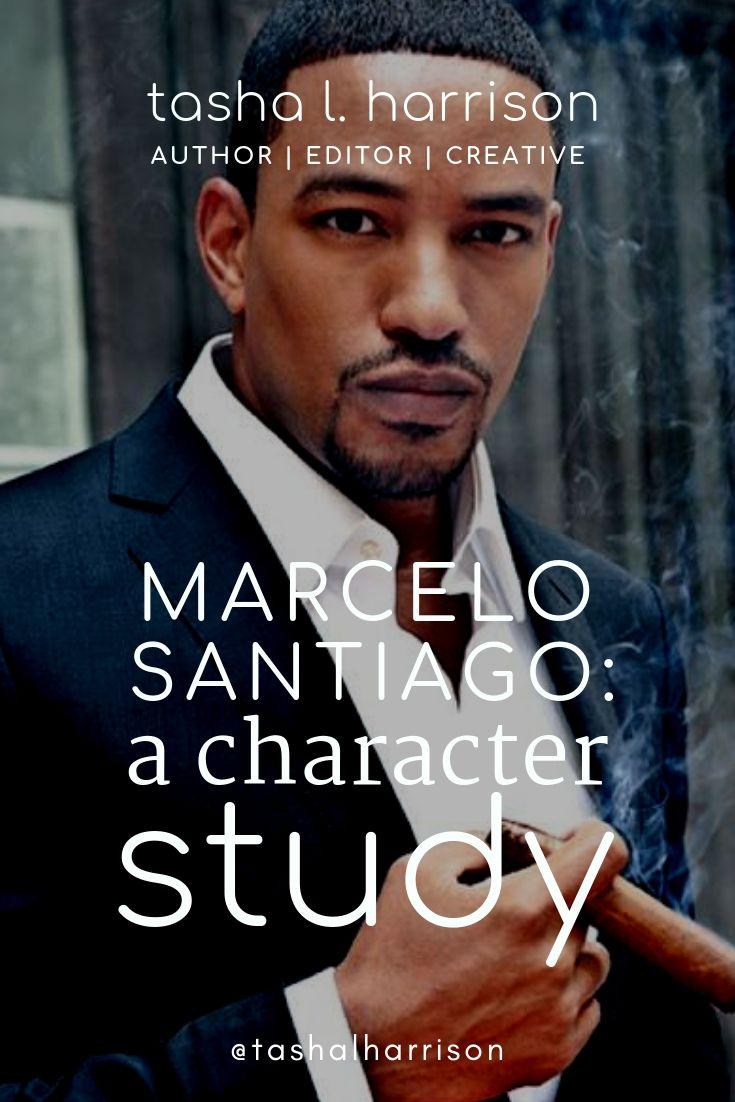 My charcter inspo for Marcelo: Laz Alonzo