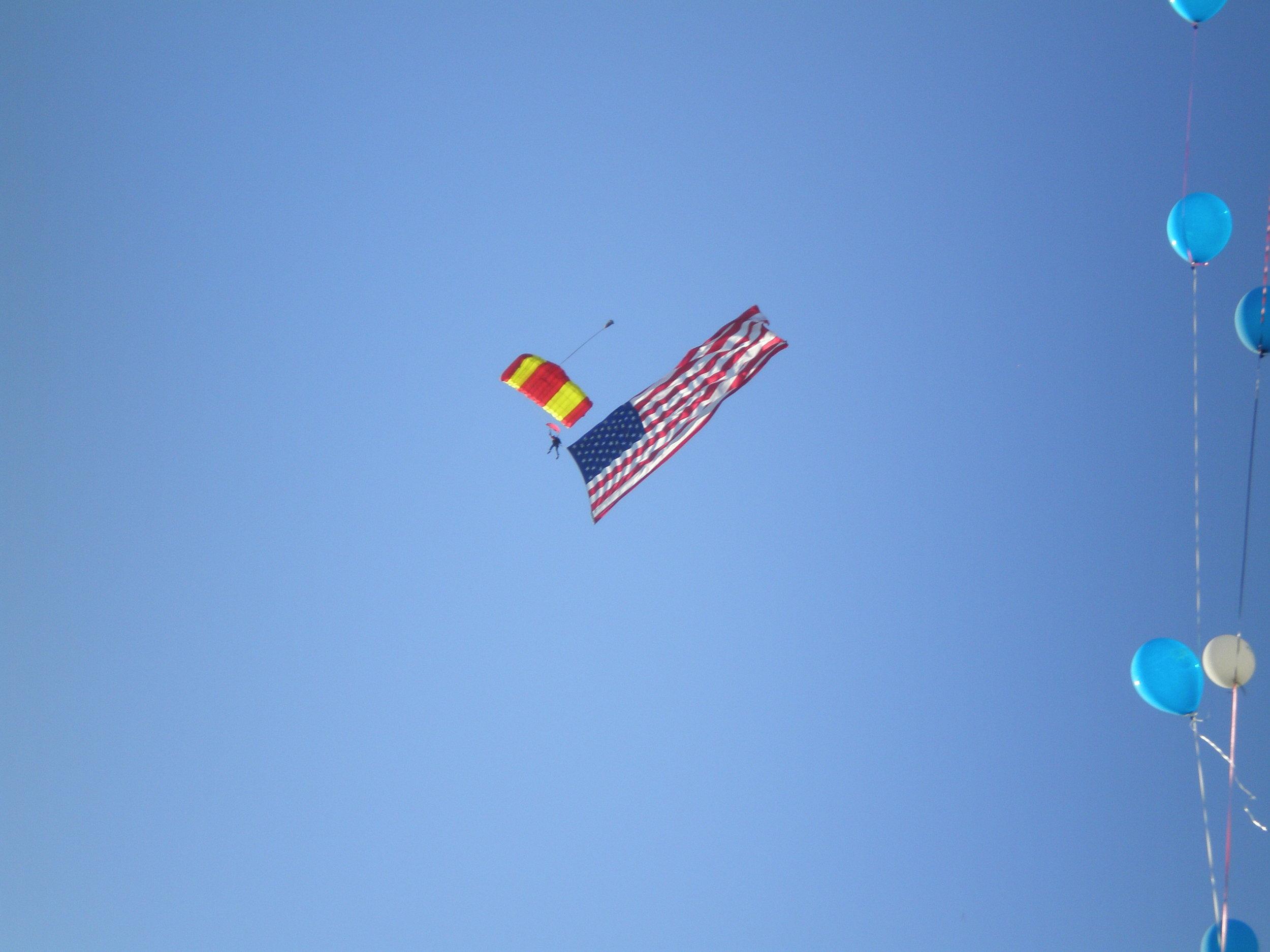 Flag in the Air.JPG