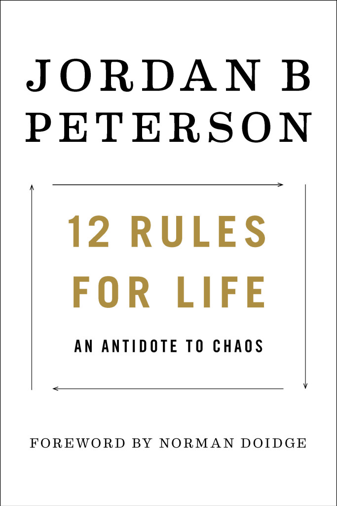 12 Rules for Life book cover - Source: jordanbpeterson.com