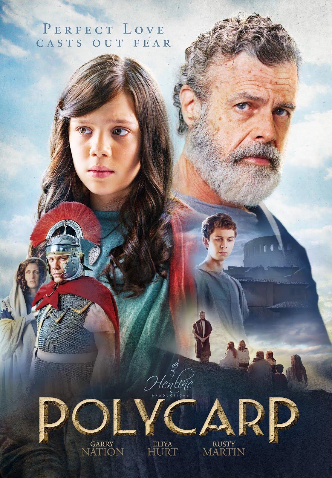 Polycarp movie poster from Nashvillewife.com