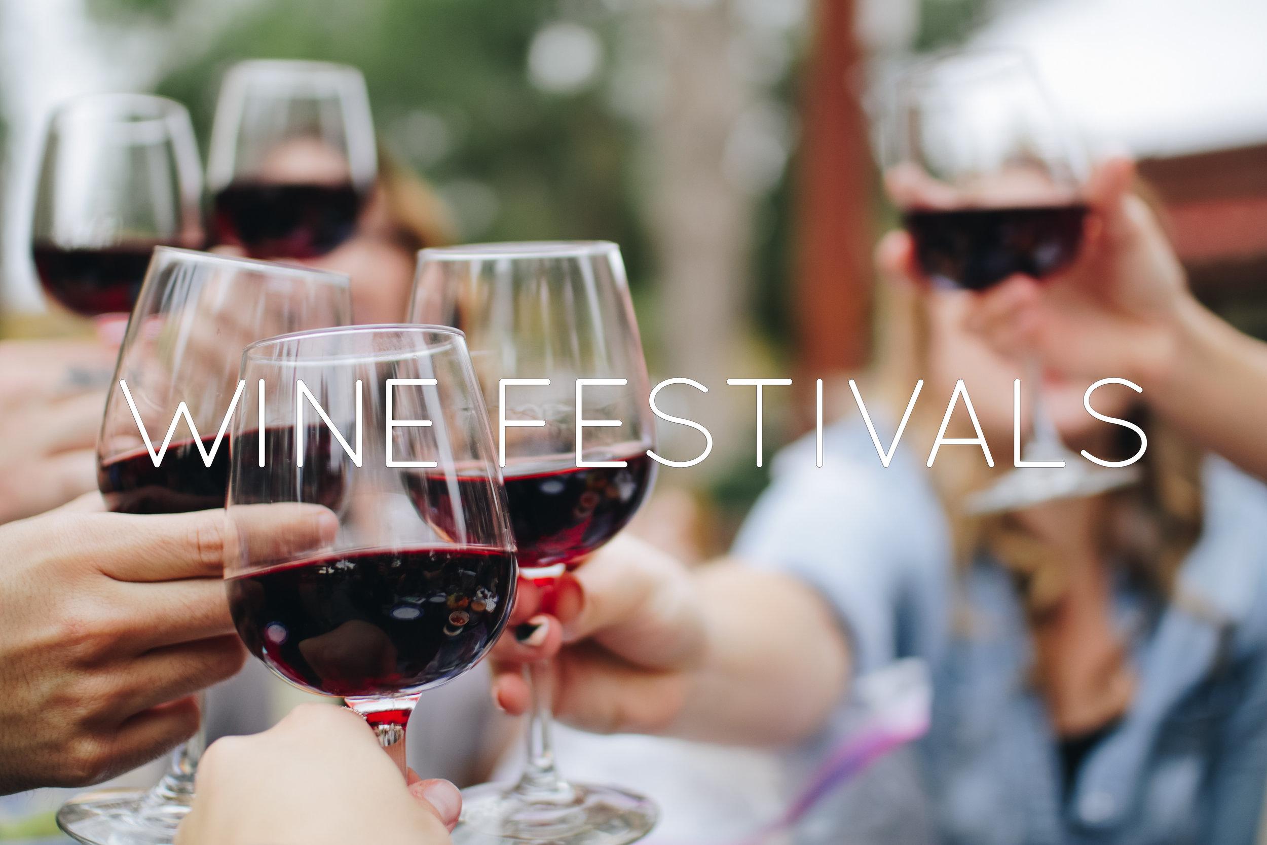 Wine Festivals in Niagara    Niagara Homegrown Wine Festival    Niagara Grape & Wine Festival    Niagara Icewine Festival