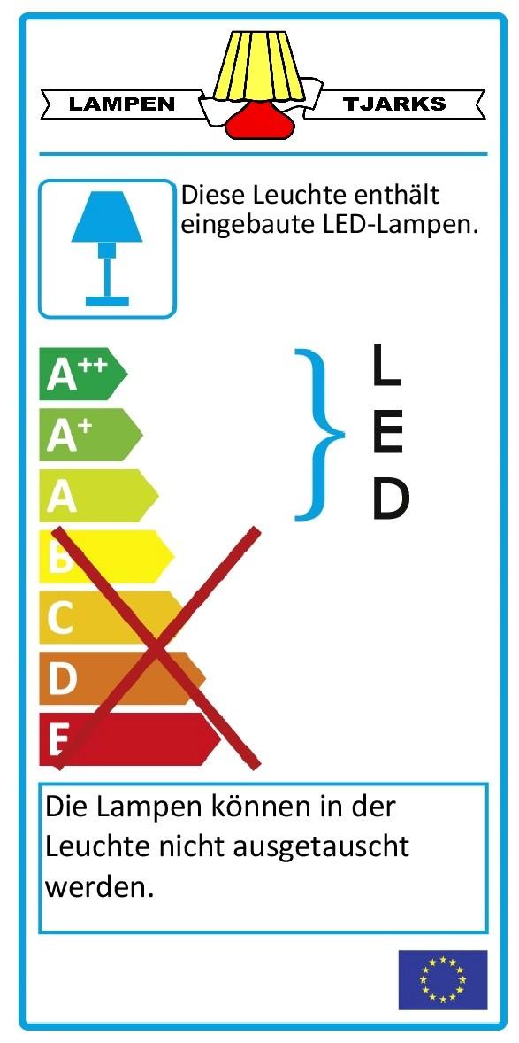 Die stromsparende LED Technologie erlaubt Flexibilität in Lichtfarbe, Abstrahlwinkel und Strahlrichtung.  Wir bieten sowohl Leuchten mit herausnehmbaren  LED Leuchtmitteln an, als auch Leuchten mit fest installierten LEDs.