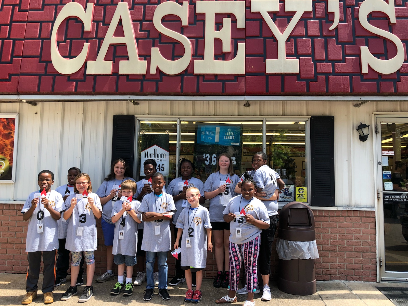 Casey's General Stores continued its partnership in June by teaming up with Coca-Cola to do in-store promotions and selling pin-up icons. We are looking forward to another successful year with Casey's and Coca-Cola in 2019!