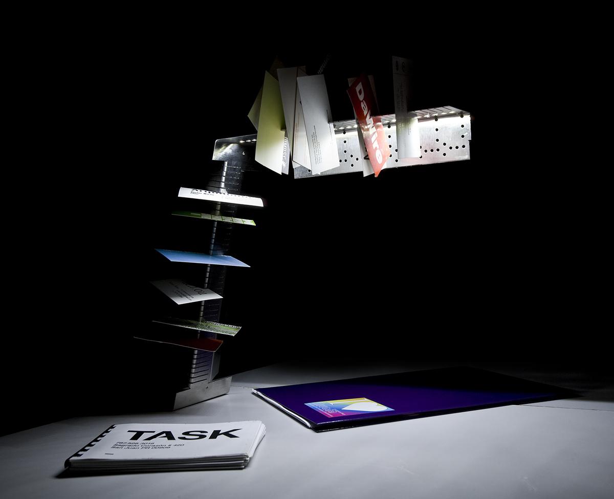 TASKing Lamp. 2009