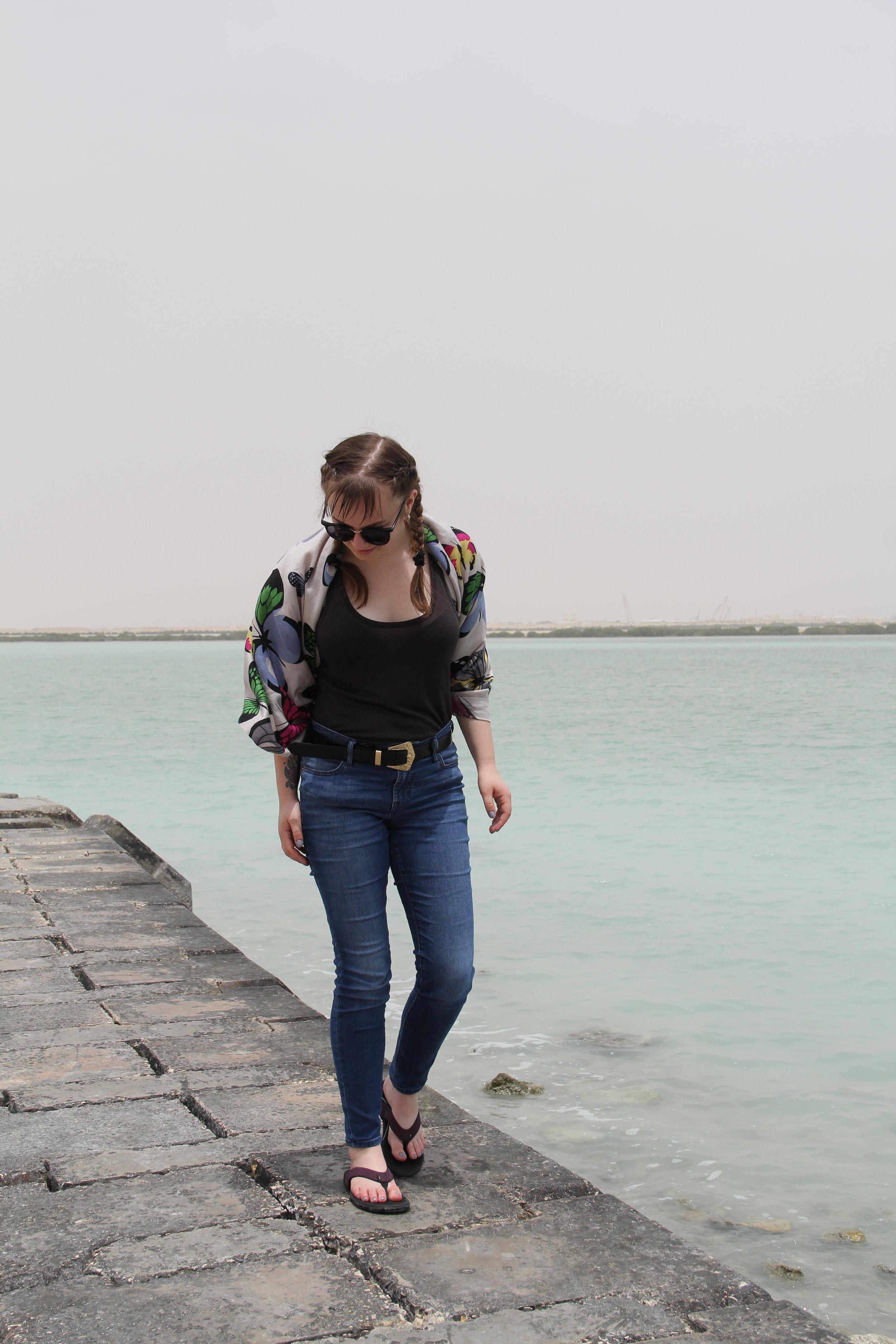 Where are the Crabs? Al Corniche, Al-Khor, Qatar.