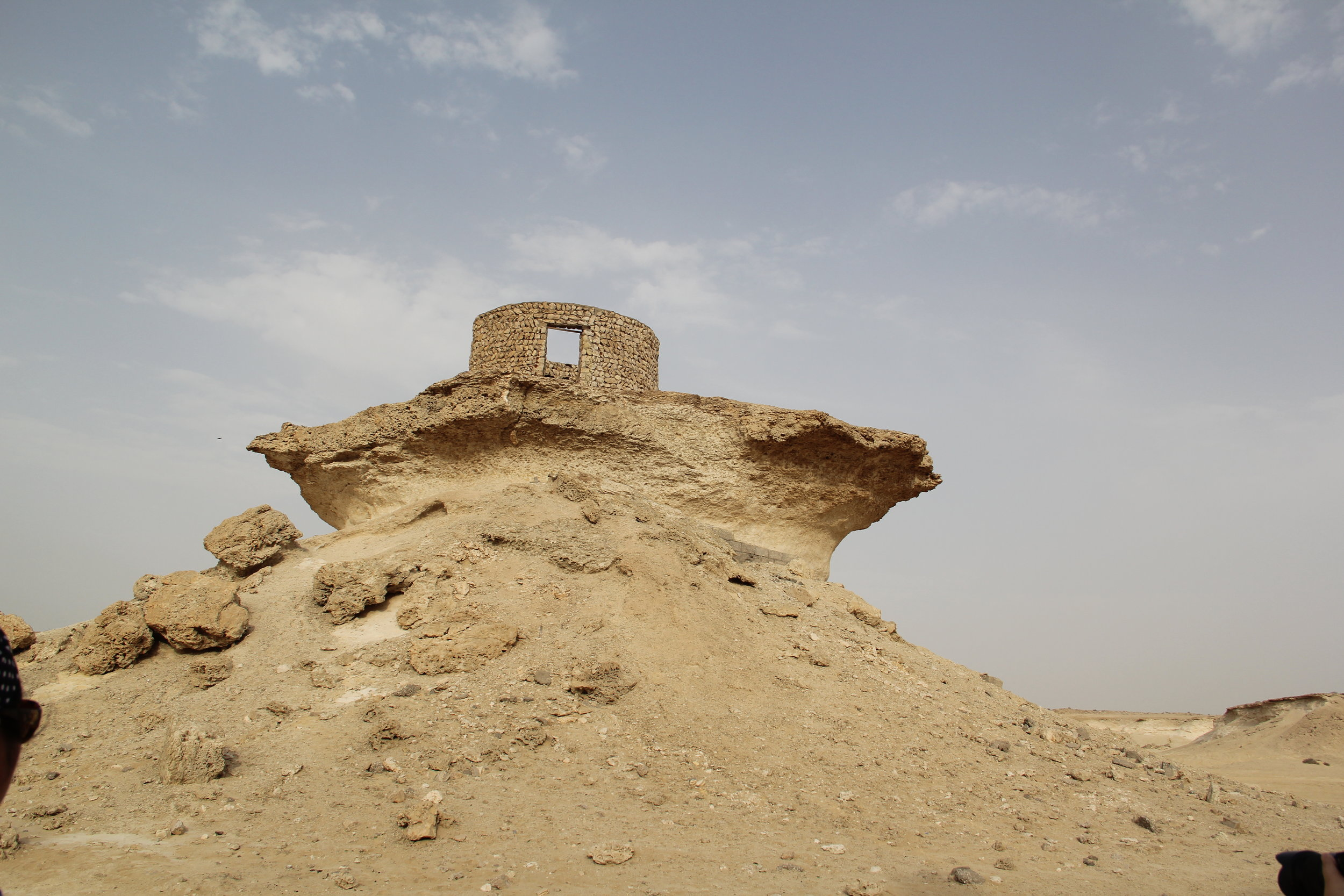 No One will Understand Our Story. The Mysterious Village, Zekreet, Qatar. Taken by Tyanna LC