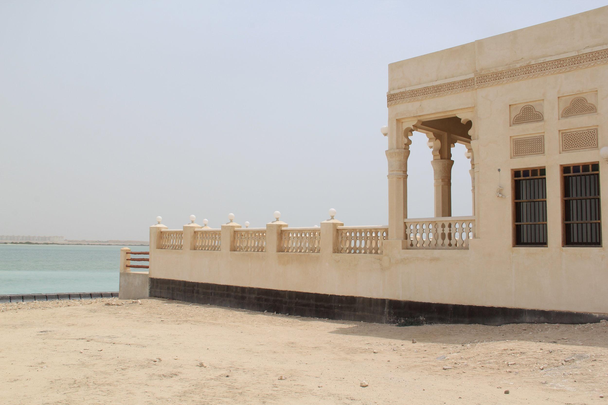 Al Khor Corniche, Al Khor, Qatar. Taken by Tyanna LC