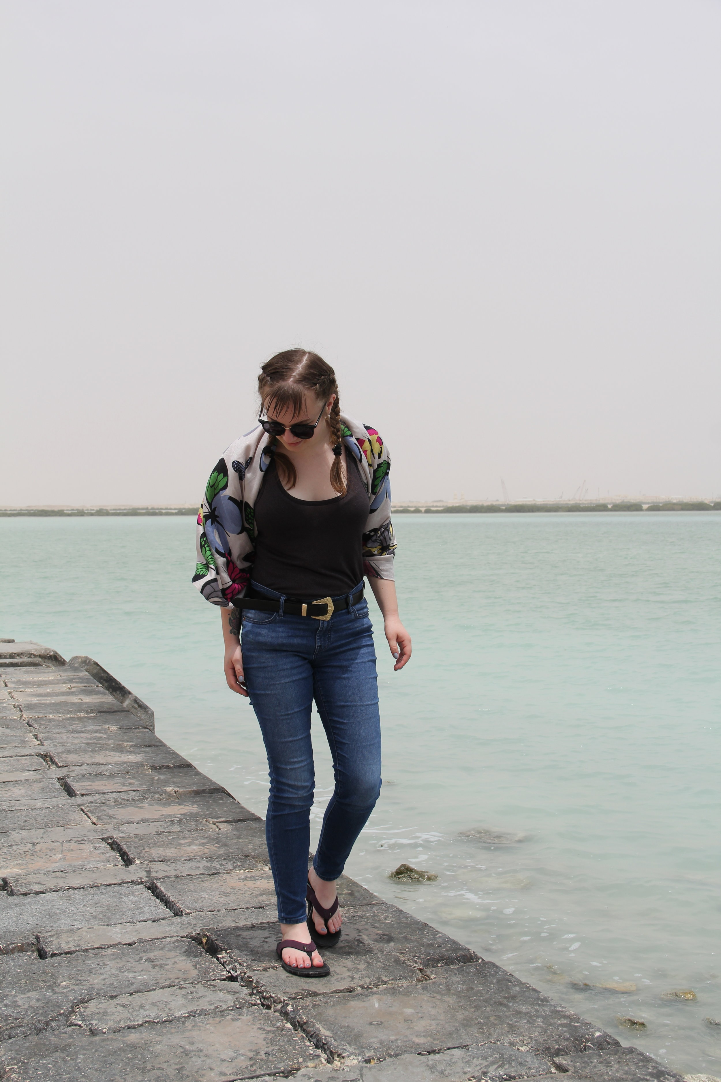 Along the Corniche. Al Khor Corniche, Al Khor, Qatar.