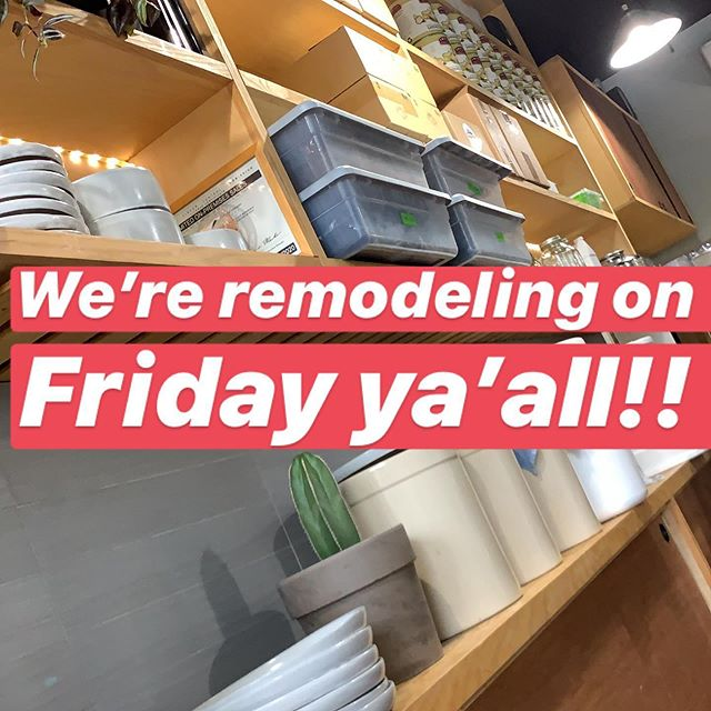 WE ARE CLOSED THIS FRIDAY!! To be able to serve you well and expand hours and services, we need to remove the last bits of the old Farm Spirit out of the space. We need to get a bunch done before the electrician shows up on Monday, so we need to close on Friday. But SOON we will realize FERMENTER fully!!! . . #farmspiritfamily #purposelyvegan #portland #restaurant #pdxfood #remodel