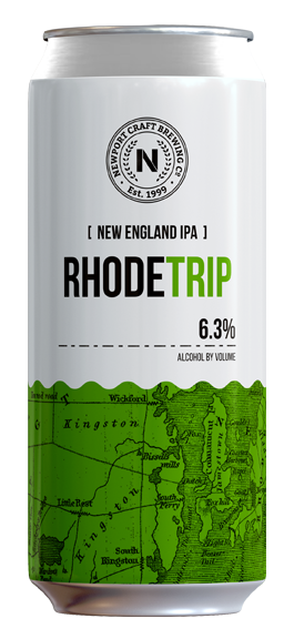 Rhode Trip - Style: New England IPAABV: 6.3%Notes: New England IPA with rotating hop features