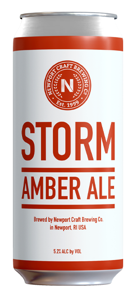 Storm Amber - Style: Amber AleABV: 5.2%Notes: Well-balanced traditional Amber AleAvailable in cans or bottles