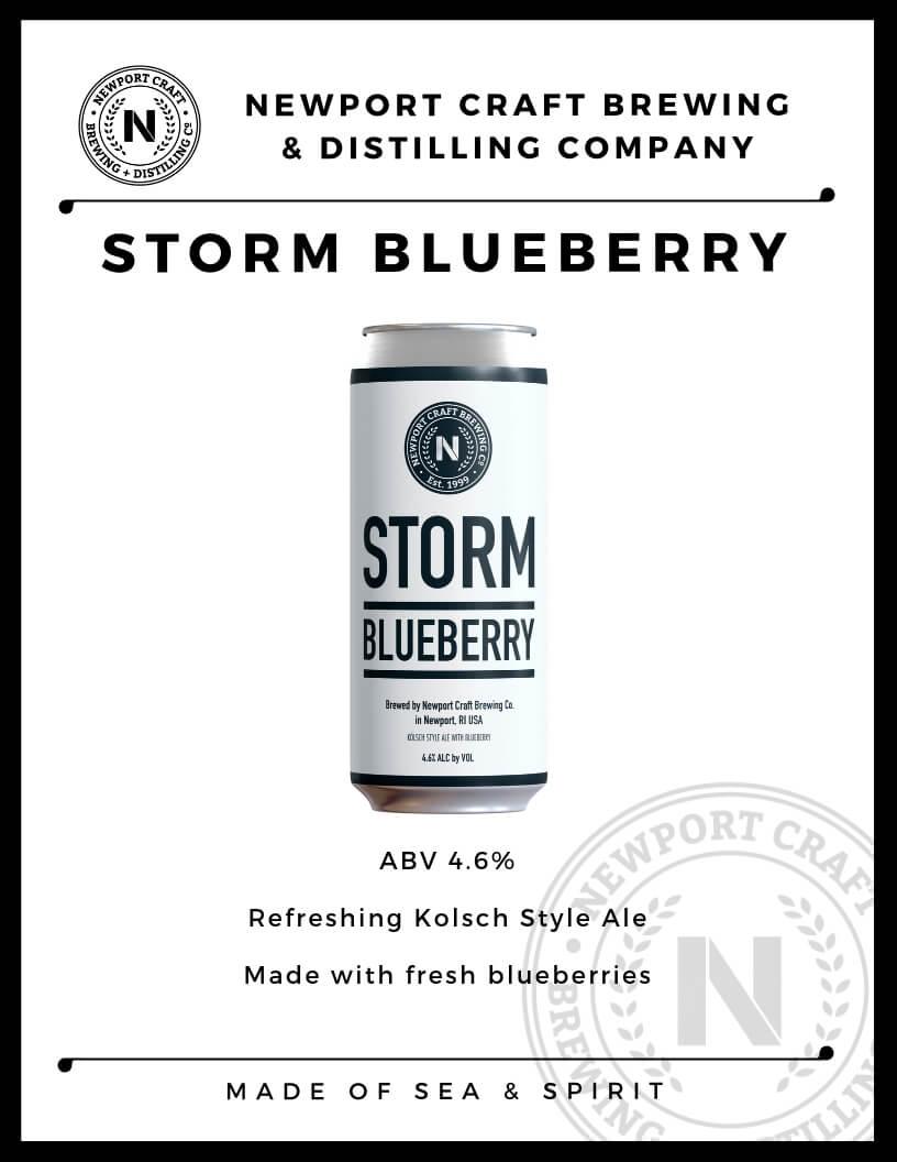 Storm Blueberry