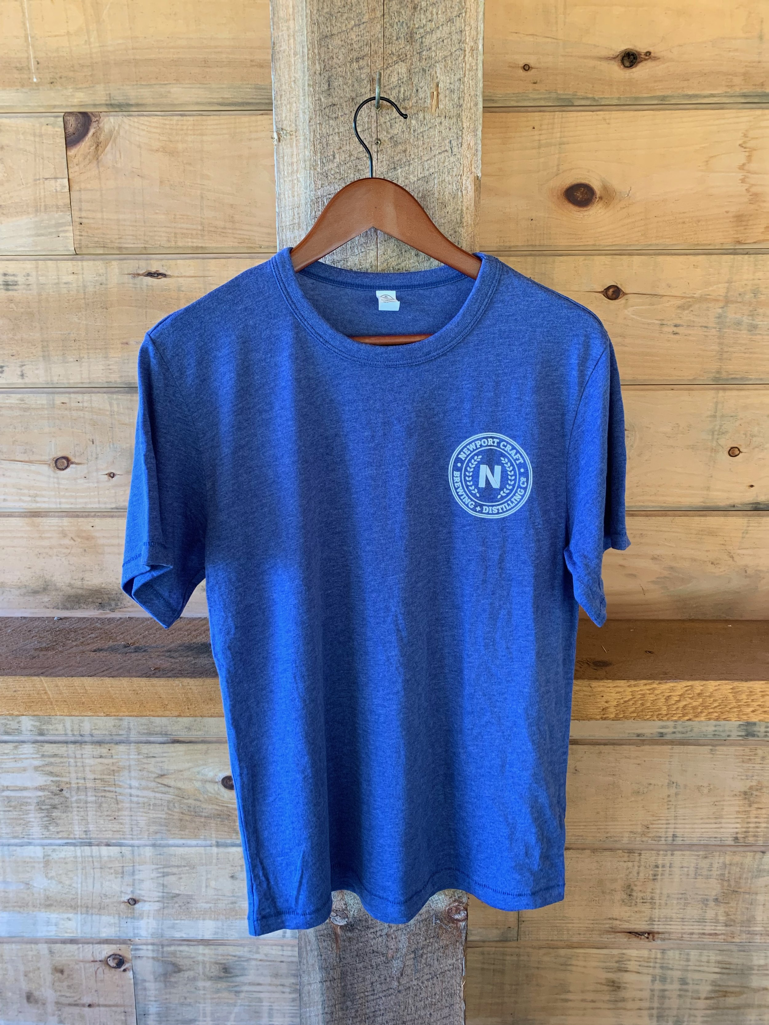 Royal Blue t-shirt $20 - Available in XS-XXL.