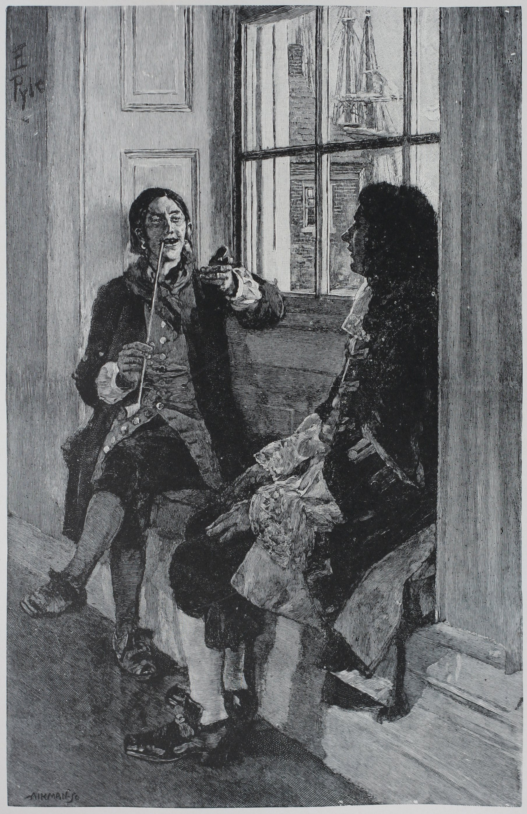 Thomas Tew Pirate Tale