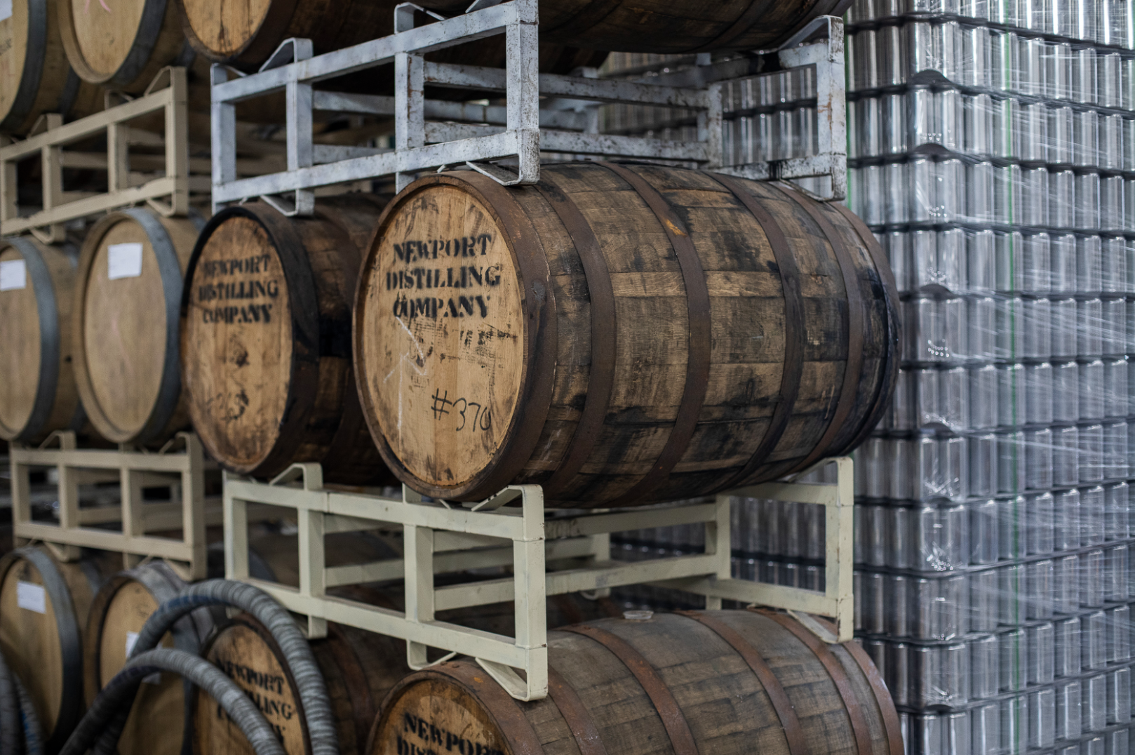 Newport Craft Barrel Program