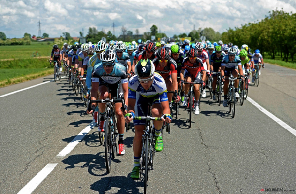 Your job is to keep that peloton moving and get someone to race out in front to the term sheet in accordance with the time frame you've provided (i.e., they should care about your timing because you have so much traction). -