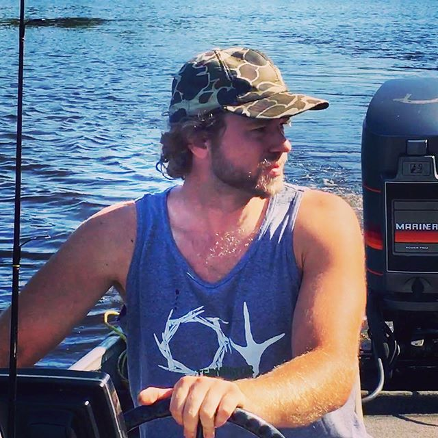"The ""original"" tank top is perfect for those hot days fishing on the lake . . . . . . #retro #terminatoroutdoors #terminated #lakelife #towerofpower #mariner #follow #lifestyle #apparel #hunting #fishing #lake #bass #trout #weliveoutdoors #wearetheoutdoorcommunity #firstline #original"