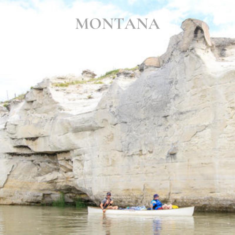 Missouri-River-Montana-canoe
