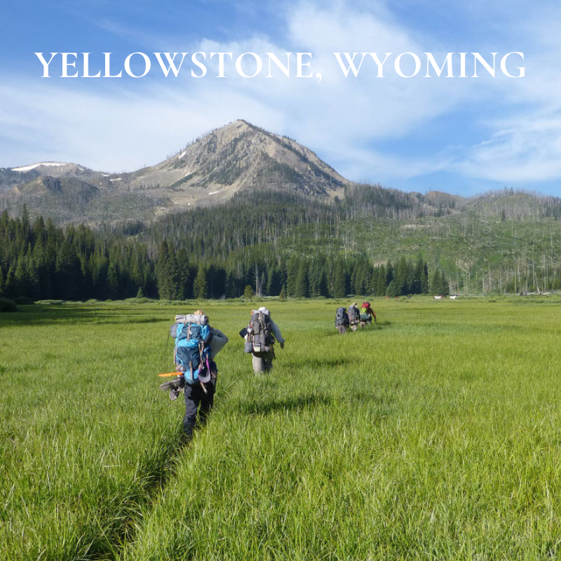 Yellowstone-backpacking-retreat