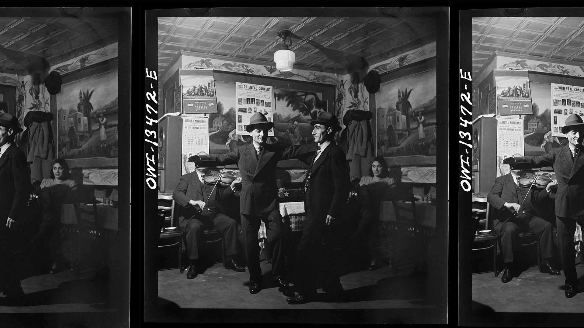 New York, New York. Turkish nightclub on Allen Street.  http://www.loc.gov/pictures/item/2017841817/