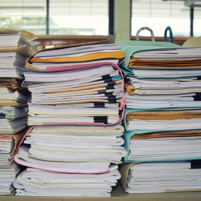Home & Office Paper Management - We understand there is no one-size-fits-all filing solution thus customizes the paper flow and storage system to suit the natural habits and preferences of the household and offices regularly working with it.